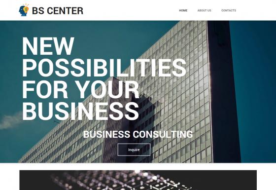 Centro de negocios BS
