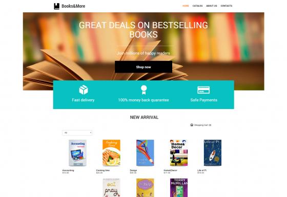 Tienda de libros