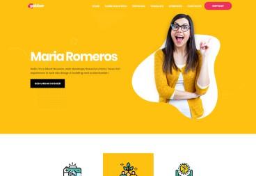 Plantilla web Gabbar de _Nuevas